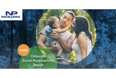 Nice-Pak Announces 2020 Global Corporate Social Responsibility Report