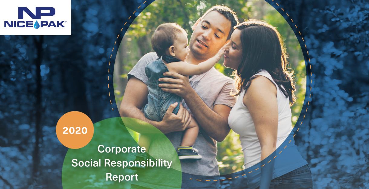 Nice-Pak Announces 2020 Global Corporate Social Responsibility Report