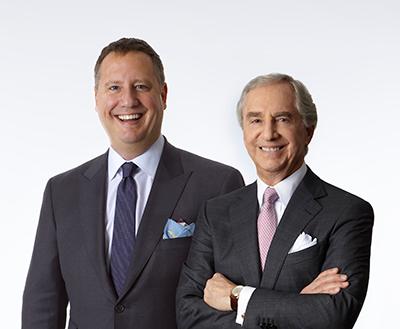 Robert and Zachary Julius - NICE PAK CO-CEOS