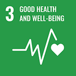 SDG Good health and wellbeing