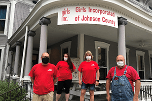 Our Mooresville, IN associates participated in a Day of Caring for Girls Inc of Johnson County.